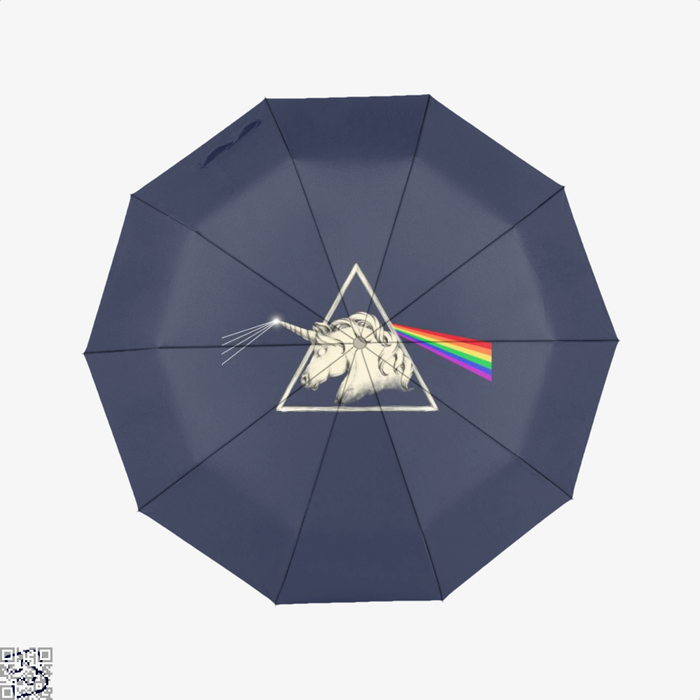 Flare Horse Umbrella - Blue - Productgenjpg
