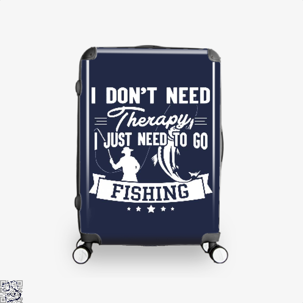 Fly Ice Bass Fishing Suitcase - Blue / 16 - Productgenjpg