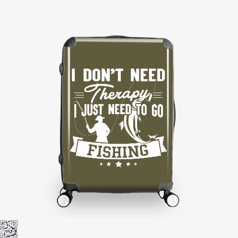Fly Ice Bass Fishing Suitcase - Brown / 16 - Productgenjpg