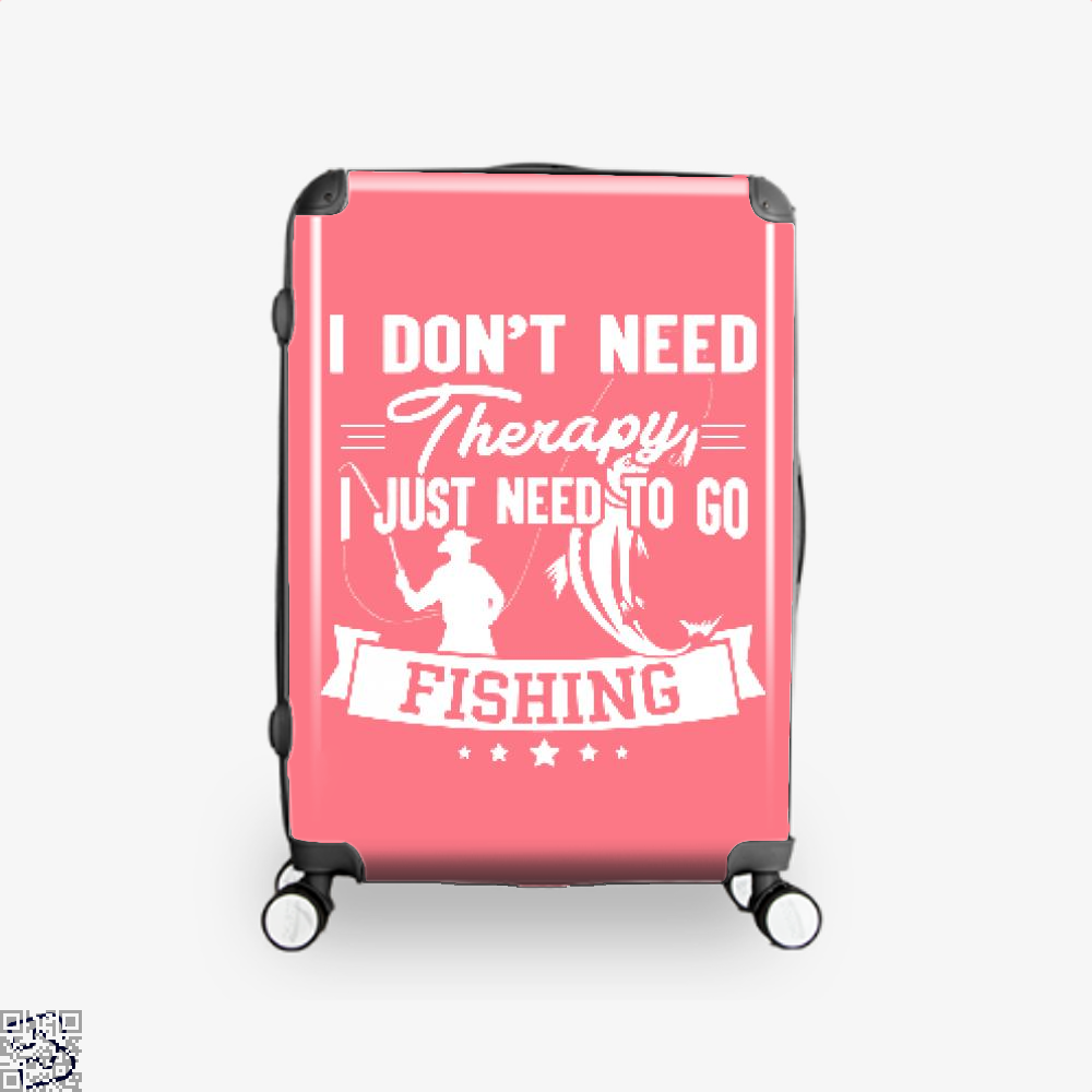 Fly Ice Bass Fishing Suitcase - Pink / 16 - Productgenjpg