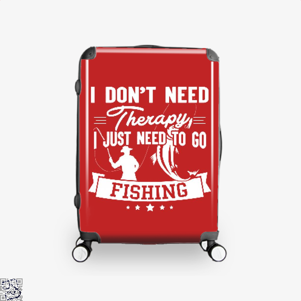 Fly Ice Bass Fishing Suitcase - Red / 16 - Productgenjpg