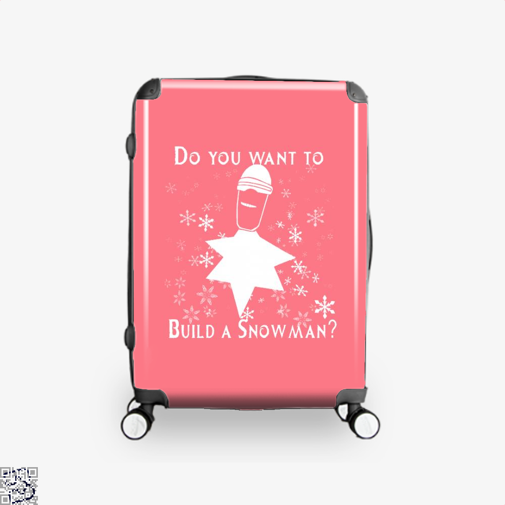 Frozone Incredibles Suitcase - Pink / 16 - Productgenapi