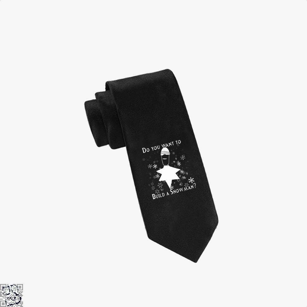 Frozone Incredibles Tie - Black - Productgenapi