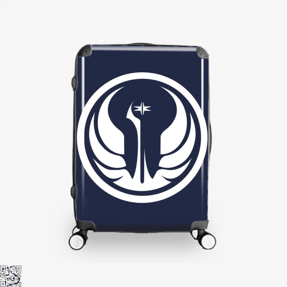 Galactic Empire Star Wars Suitcase - Blue / 16 - Productgenjpg