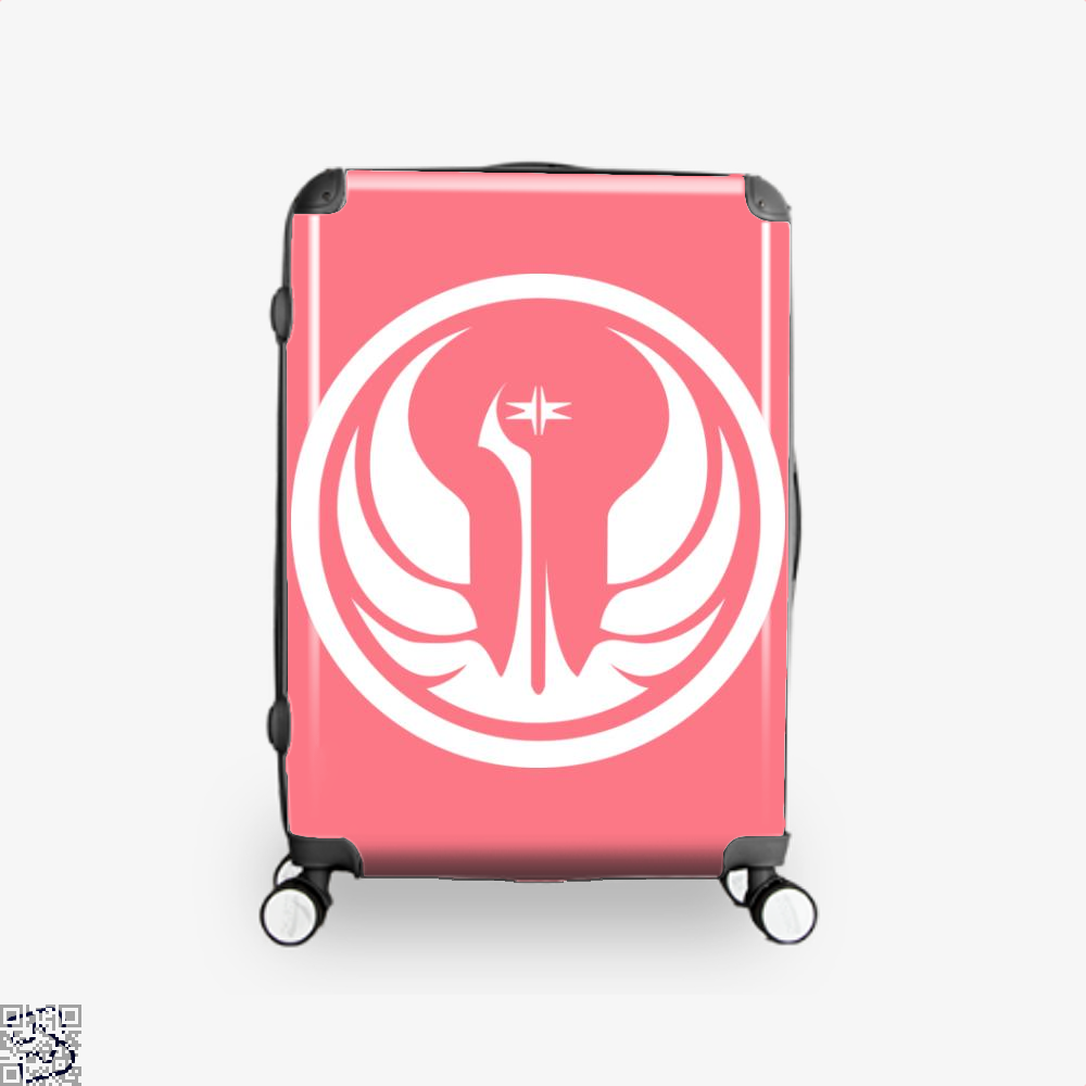 Galactic Empire Star Wars Suitcase - Pink / 16 - Productgenjpg