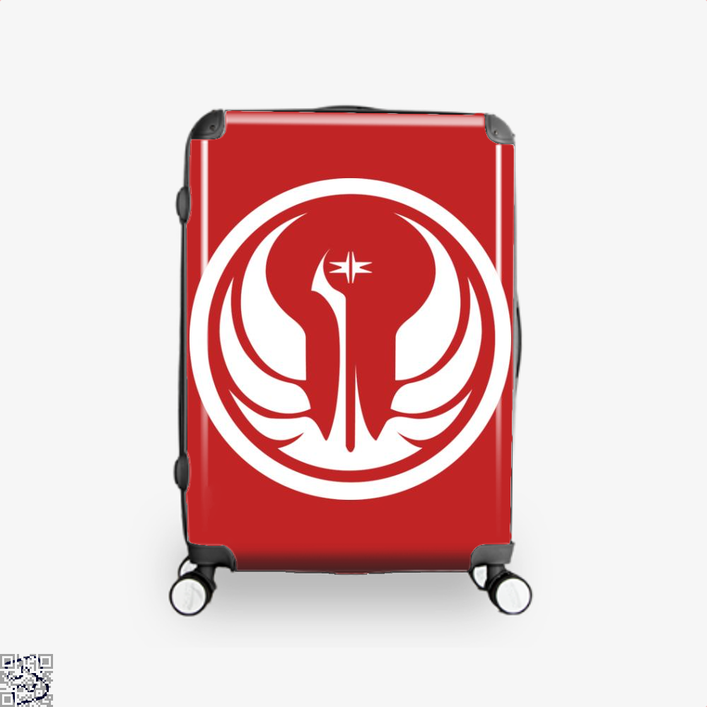 Galactic Empire Star Wars Suitcase - Red / 16 - Productgenjpg