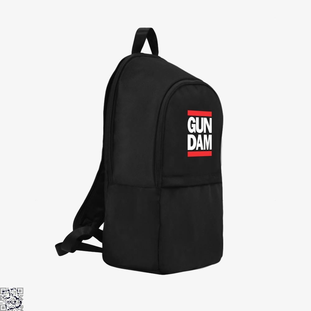 Gun Dam Gundam Backpack - Productgenjpg