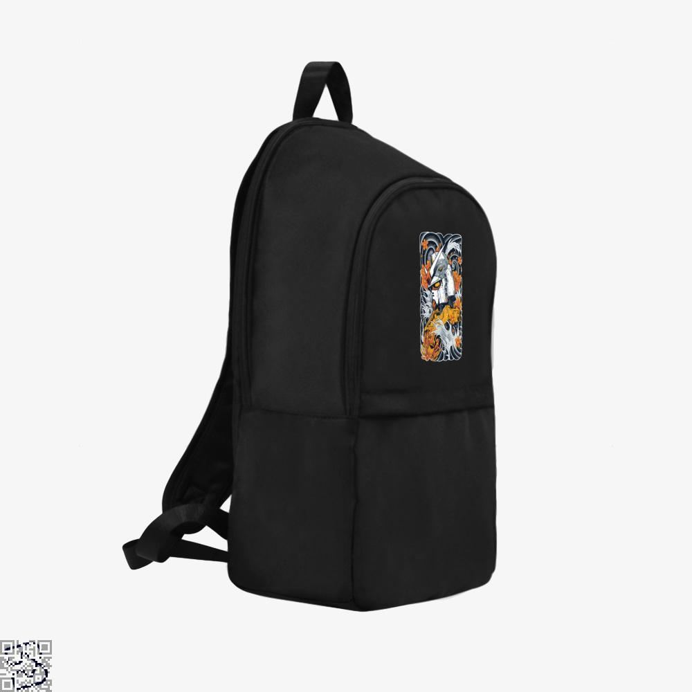 Gundem Illustration Gundam Backpack - Productgenapi
