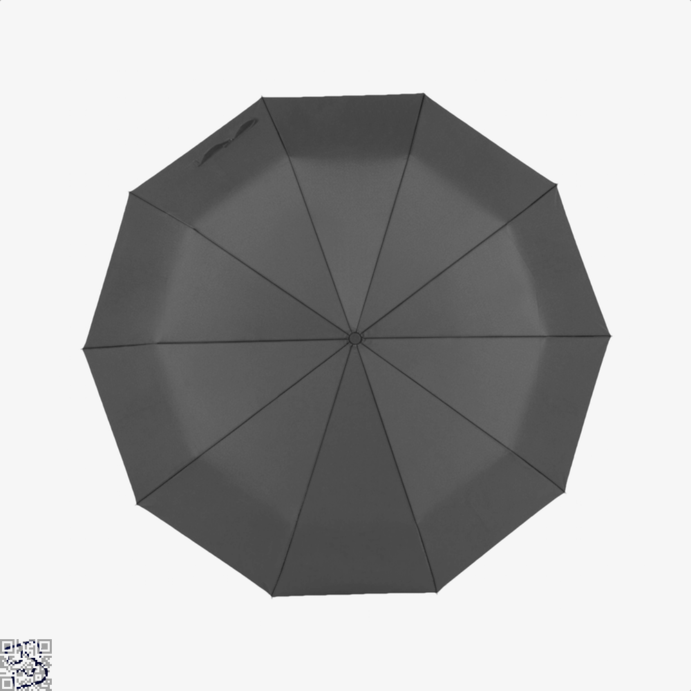 Gurren Lagan Team Dai Symbol Gundam Umbrella - Black - Productgenjpg
