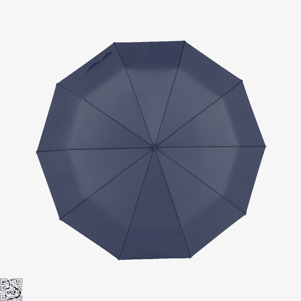 Gurren Lagan Team Dai Symbol Gundam Umbrella - Blue - Productgenjpg