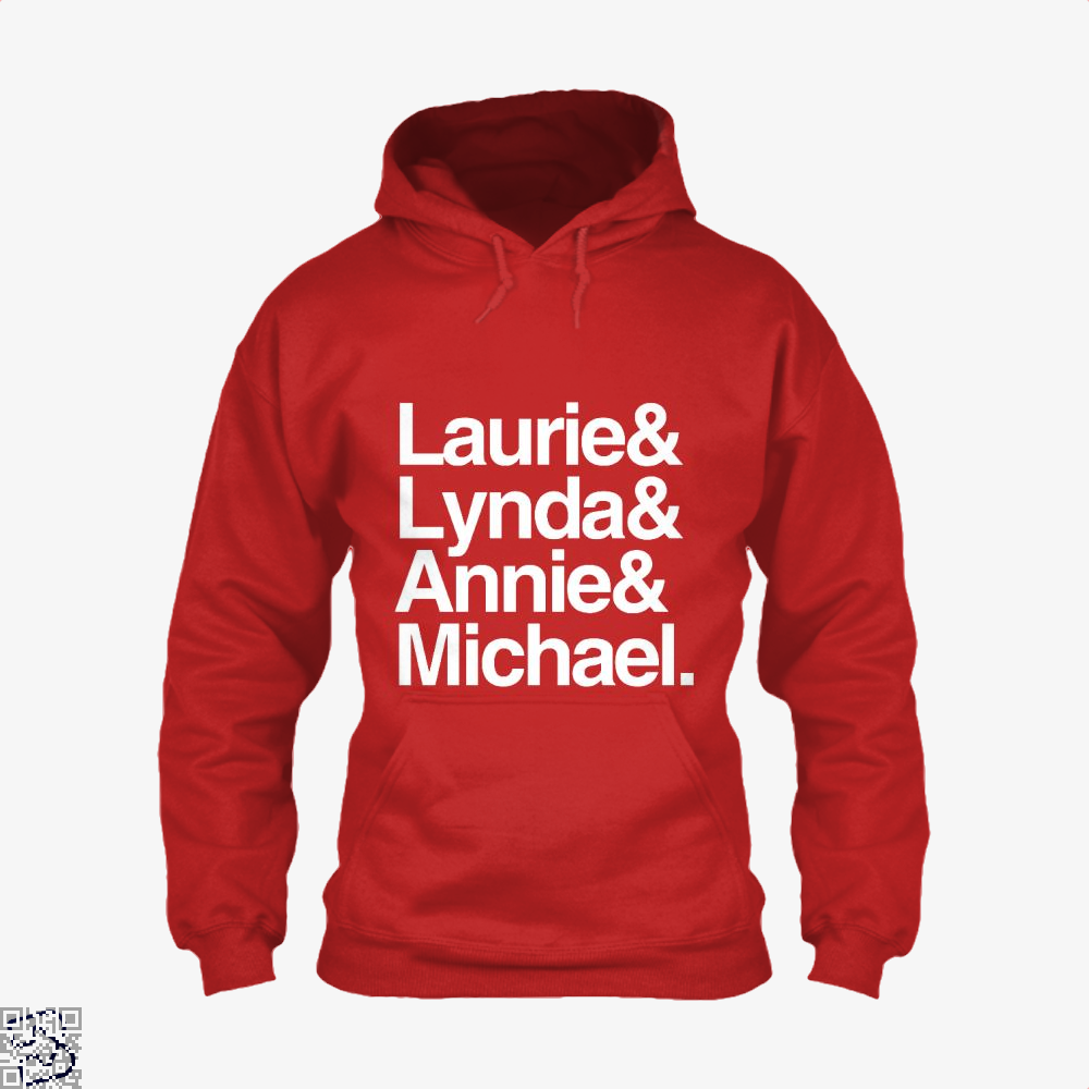 Halloween 1978 Hoodie - Red / X-Small - Productgenjpg