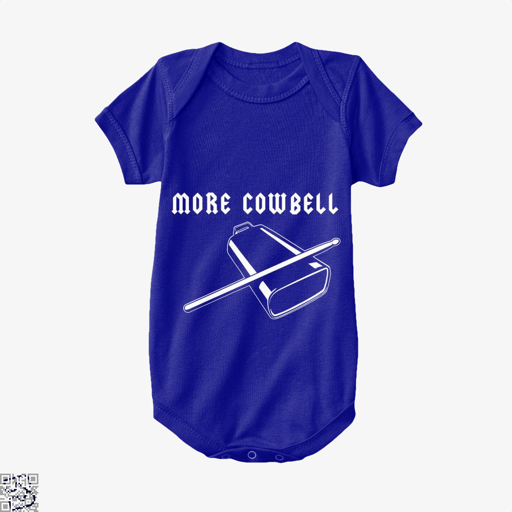 More Cowbell, Saturday Night Live Baby Onesie