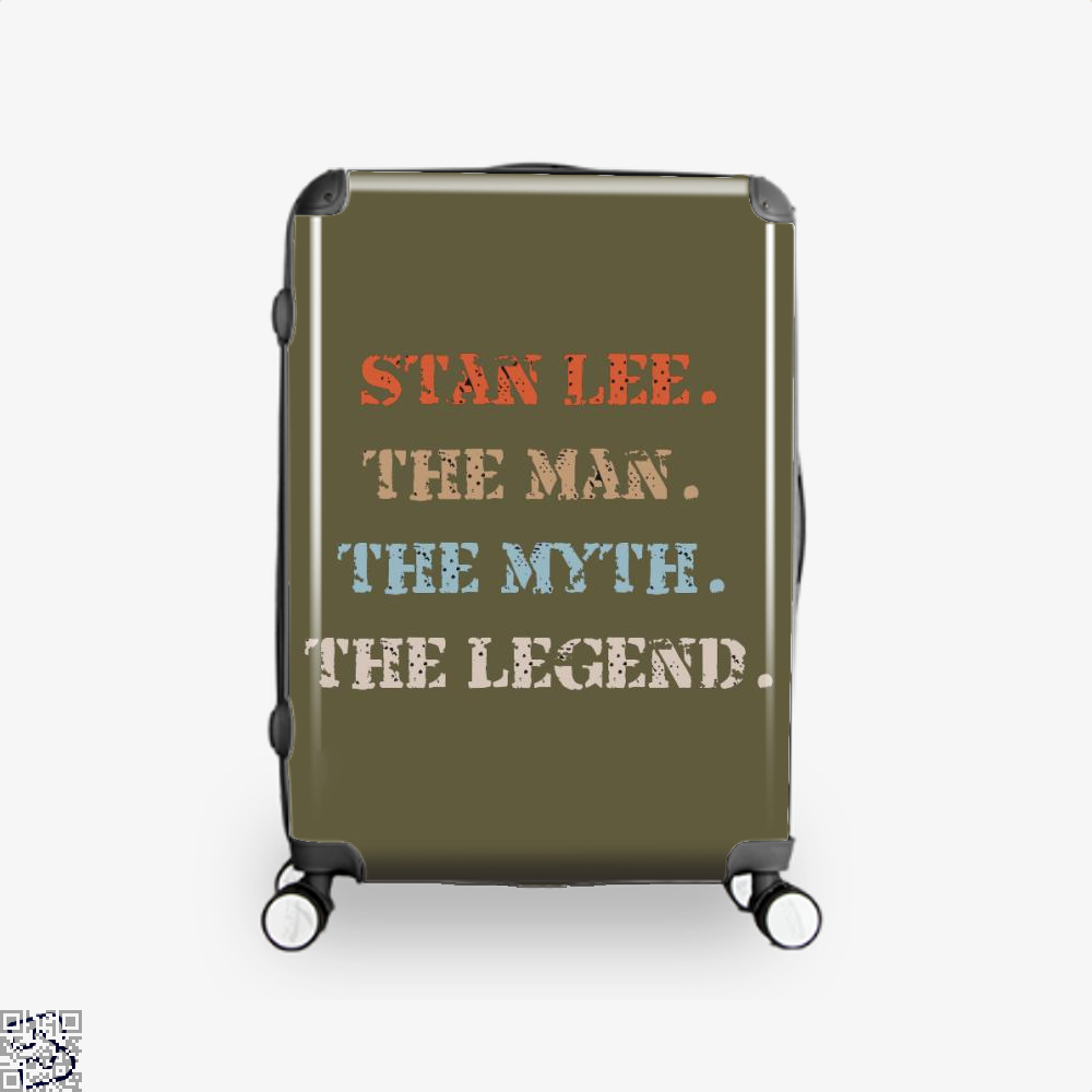 Stanlee, Stan Lee Suitcase