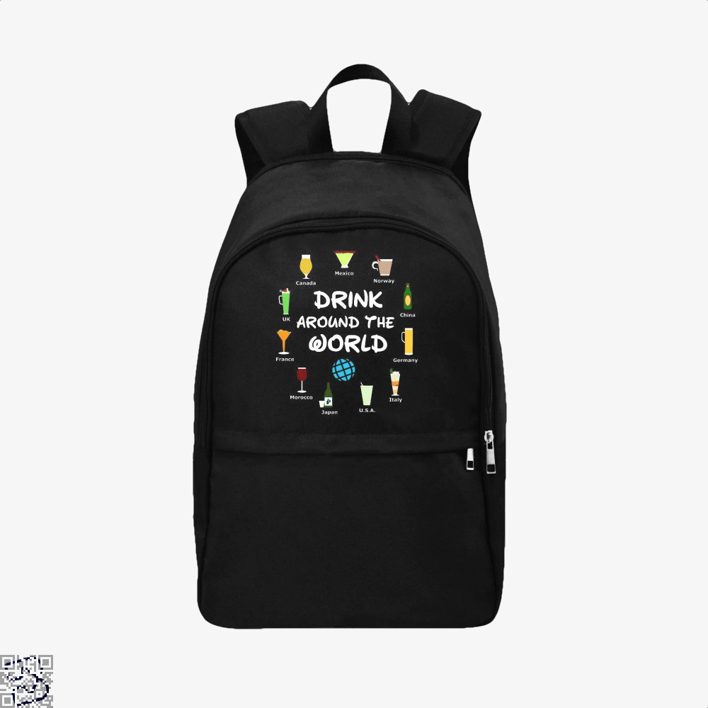 World Showcase Drink Around The World, Wine Backpack