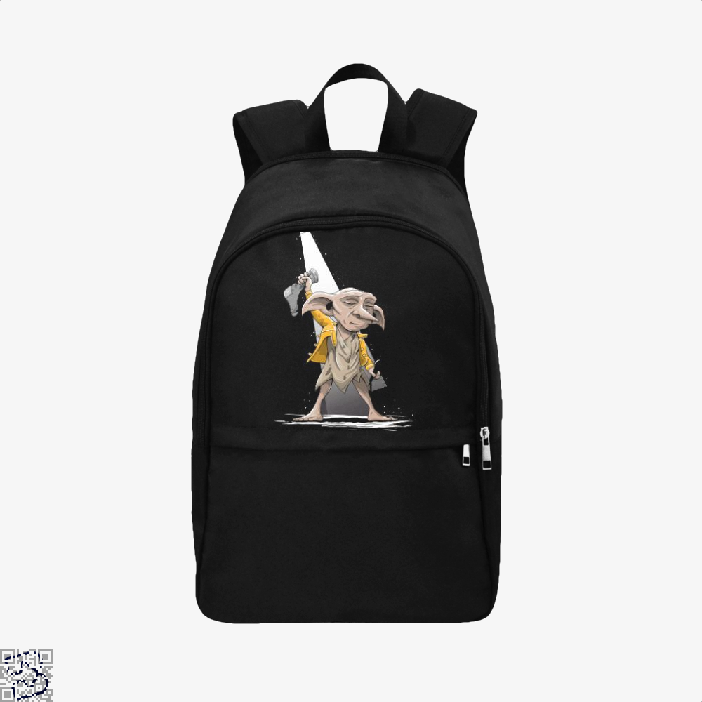 I Want To Be Free, Dobby Backpack
