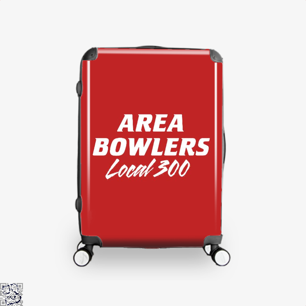 Area Bowlers Unite, Bowling Suitcase