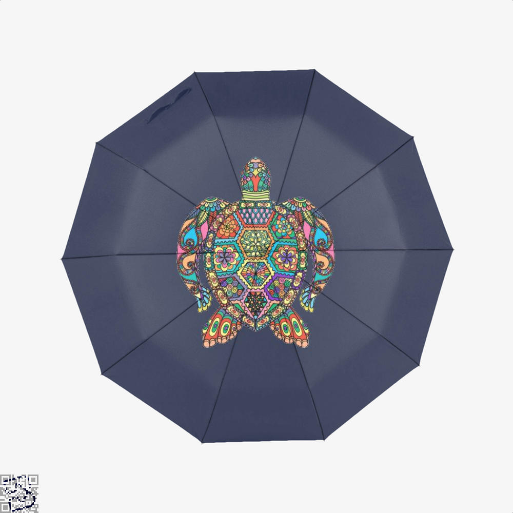 The Colorful Turtle, Sea Turtles Umbrella
