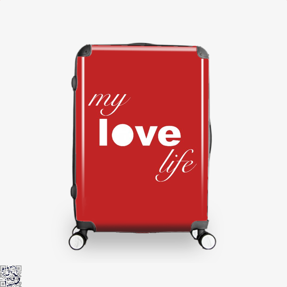 My Love Life Tennis, Tennis Suitcase