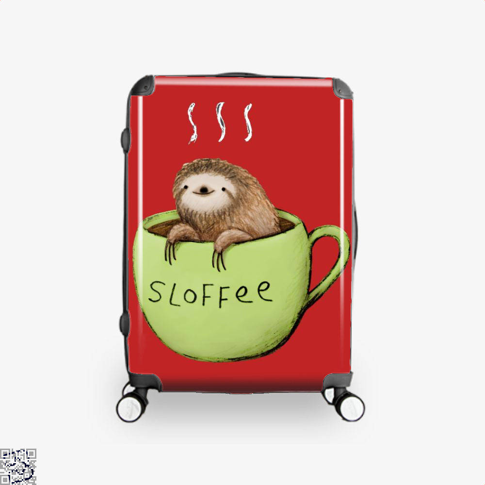 Sloffee, Sloth Suitcase