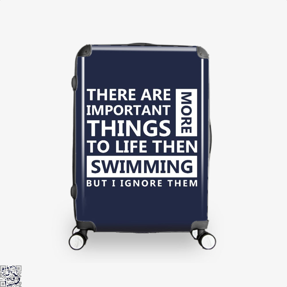 Swimming Love, Swim Suitcase