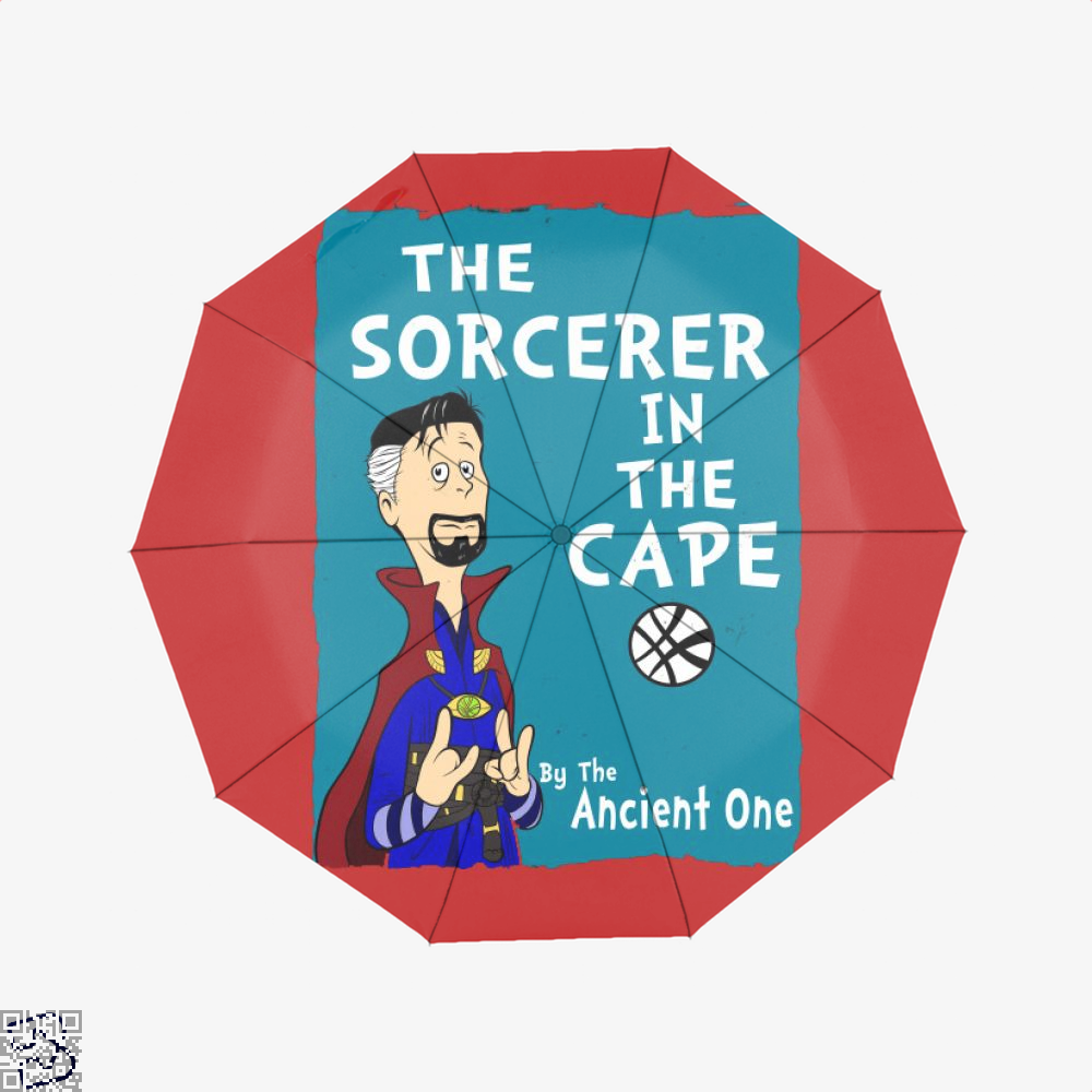 The Sorcerer In The Cape, Doctor Strange Umbrella