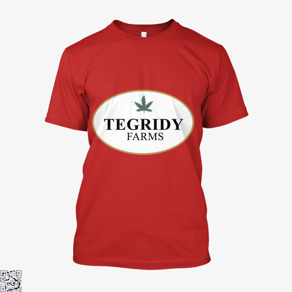 Tegridy Farms, Weed Shirt