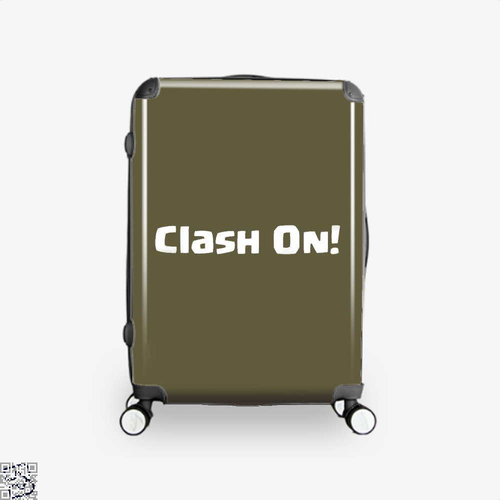 Clash On, Clash Of Clans Suitcase