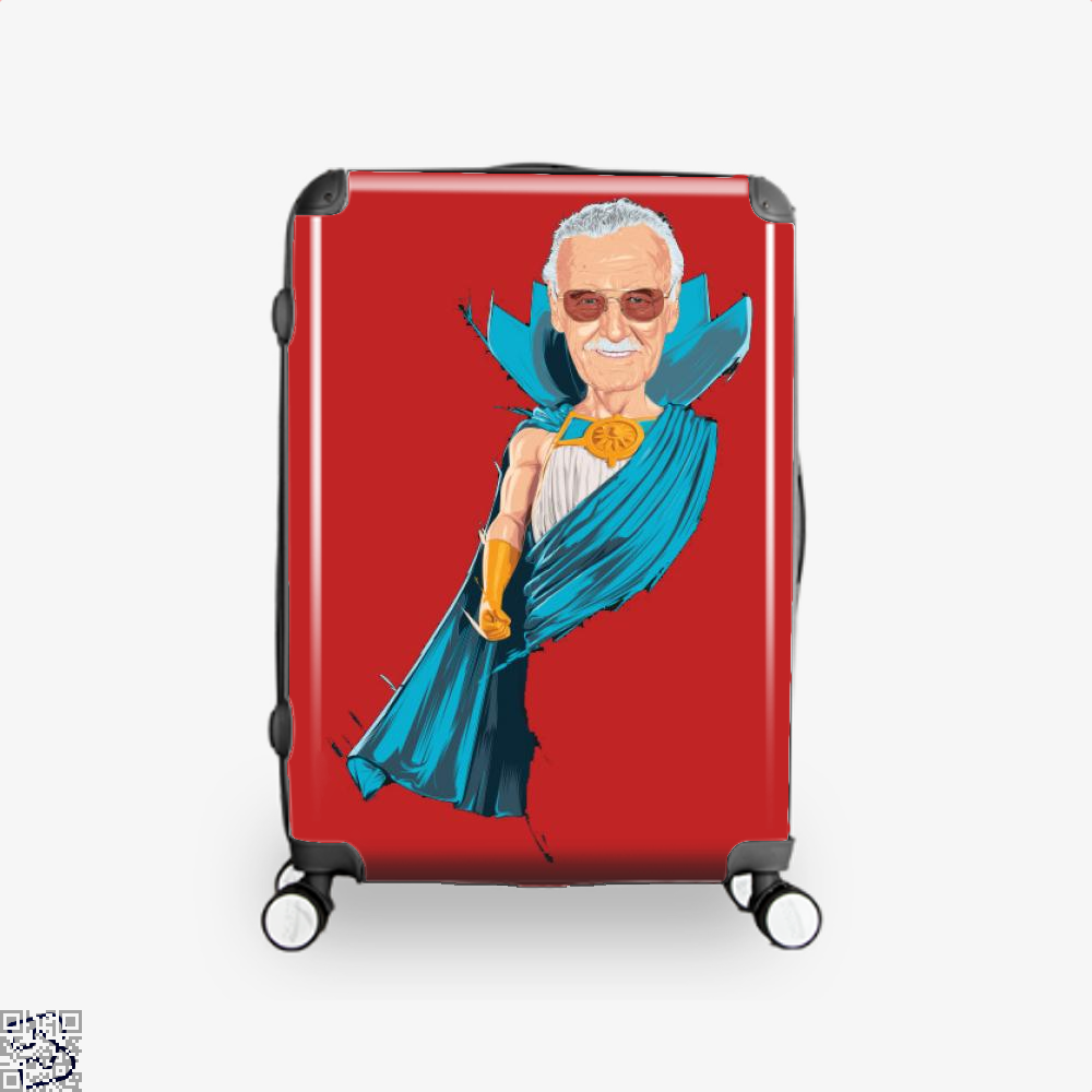 Stan The Watcher, Stan Lee Suitcase