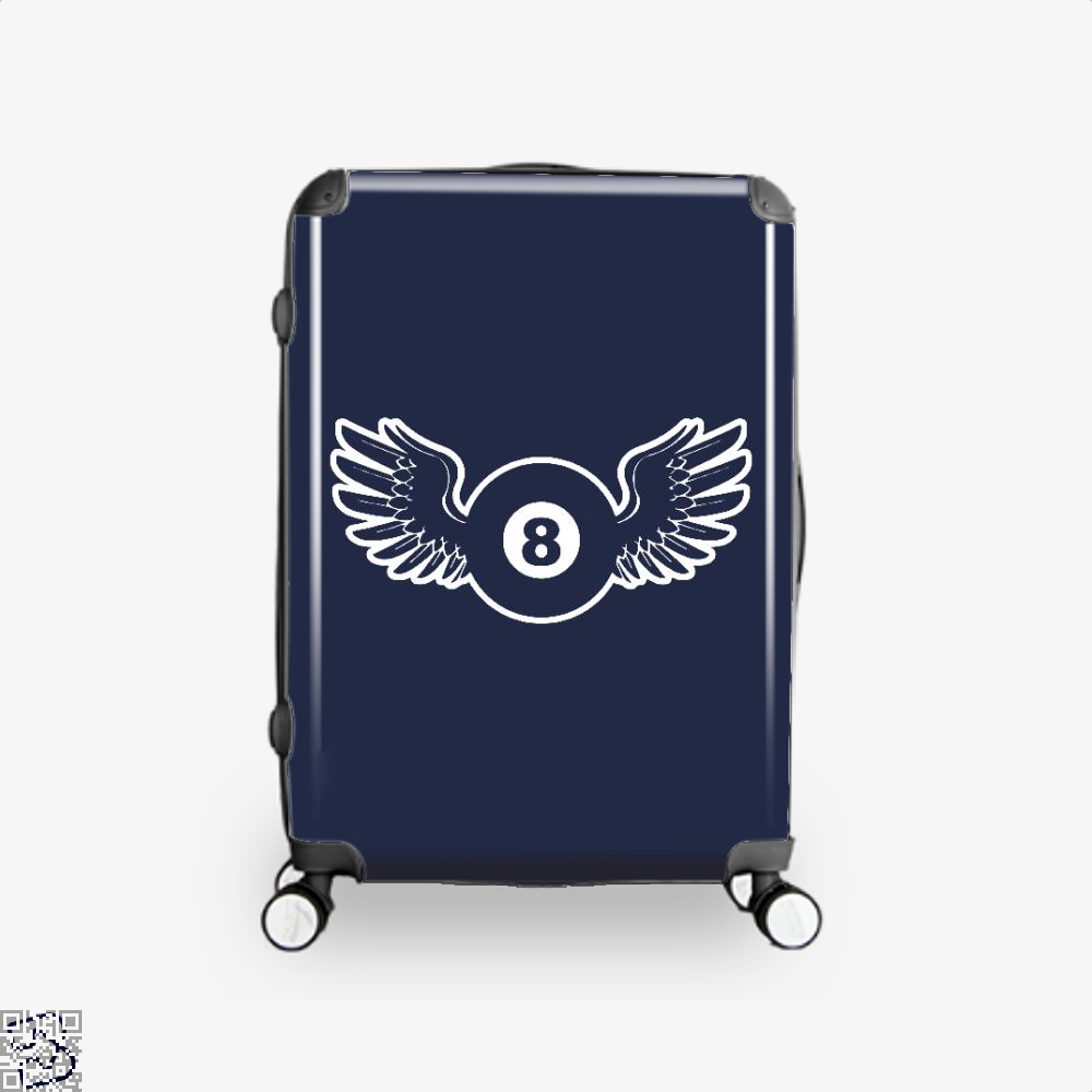 Flying 8 Ball, Snooker Suitcase
