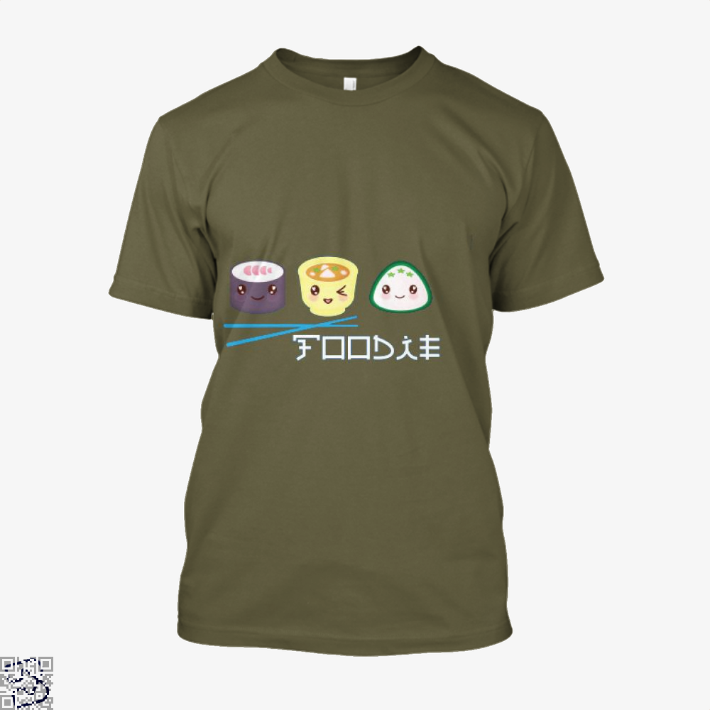 Fun Foodie, Sushi Shirt