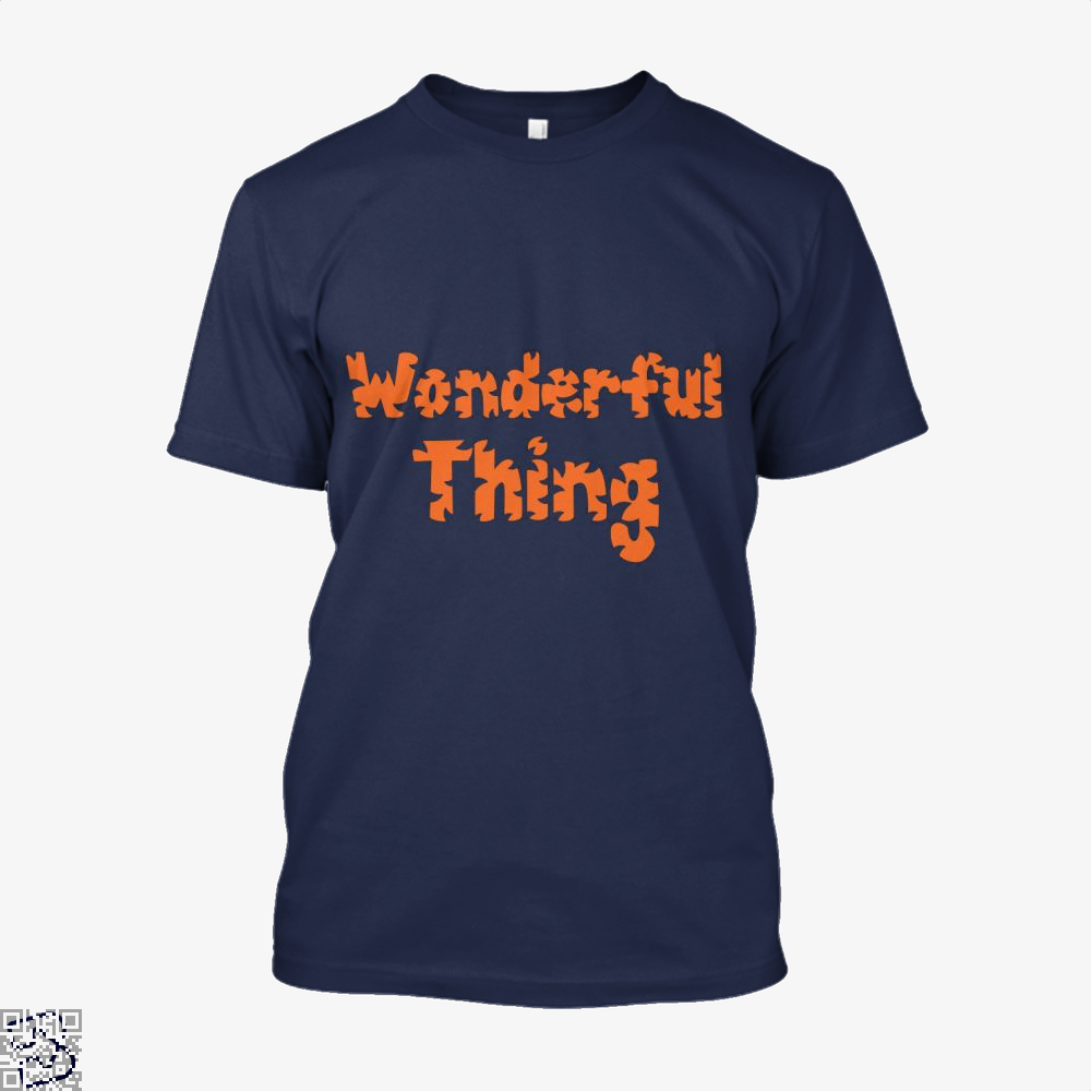 The Wonderful Thing About Tiggers, Winnie-the-pooh Shirt
