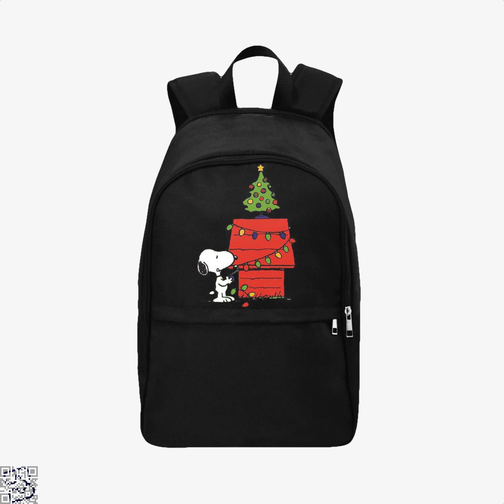 Christmas Snoopy Lights, Snoopy Backpack