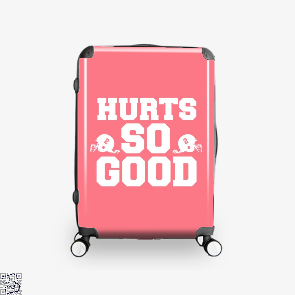 Hurts So Good, Football Suitcase