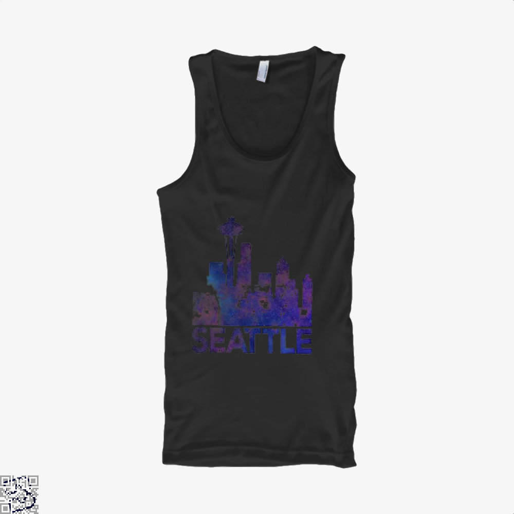 City Of Seattle, Seattle Tank Top