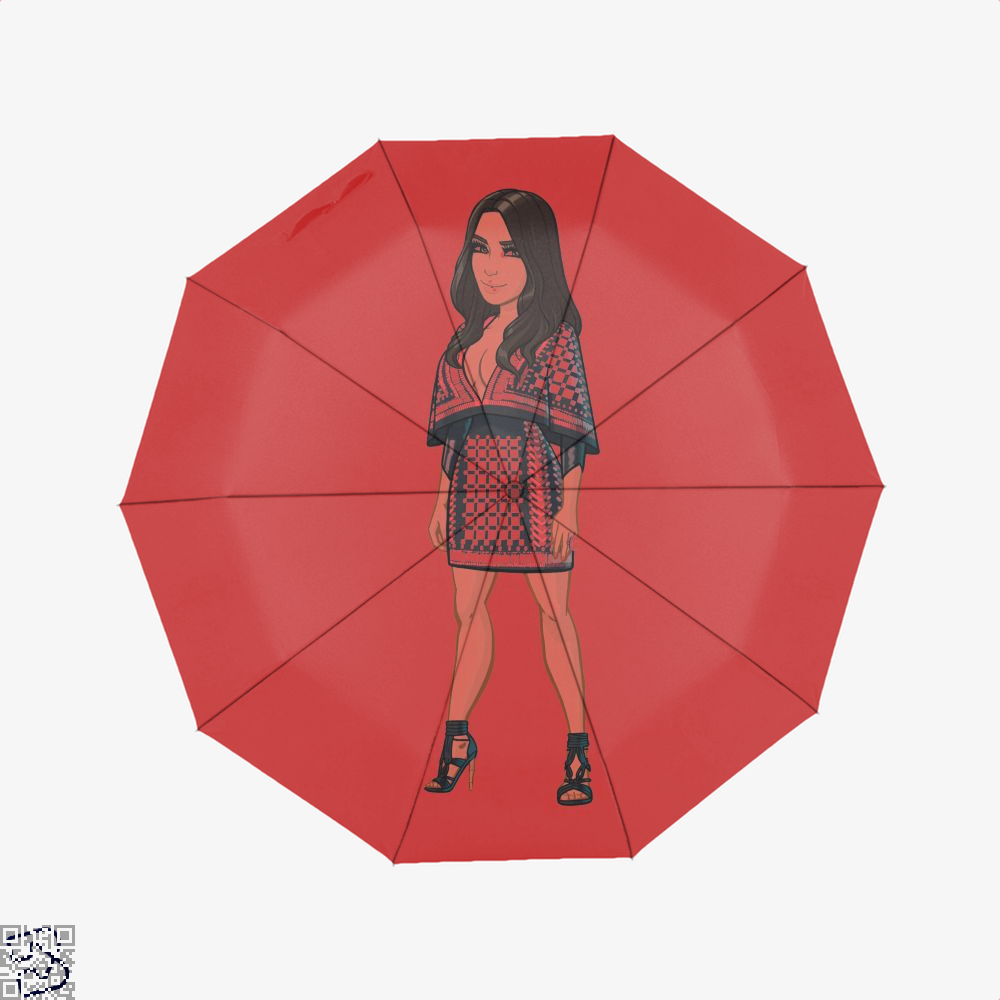 Hollywood' Game To Launch Exclusive, Kim Kardashian Umbrella