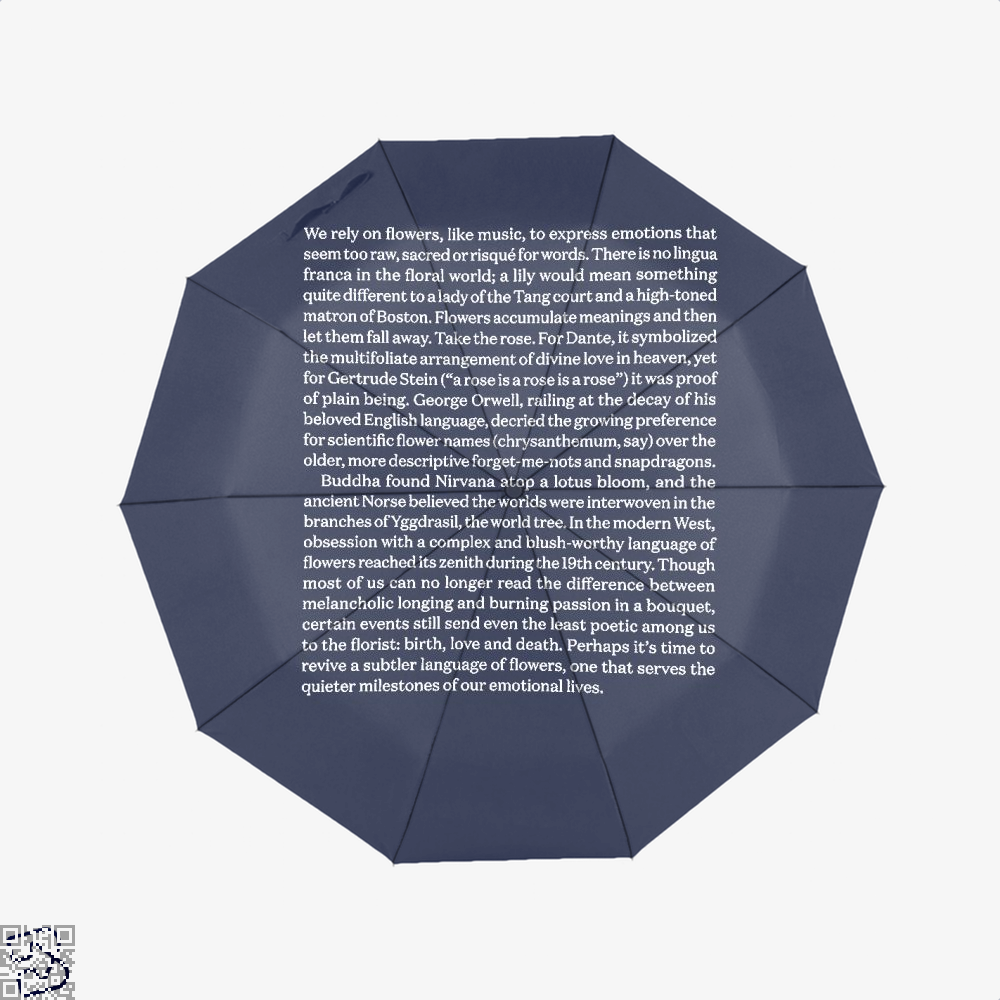Inner Peace., Linererererer Umbrella