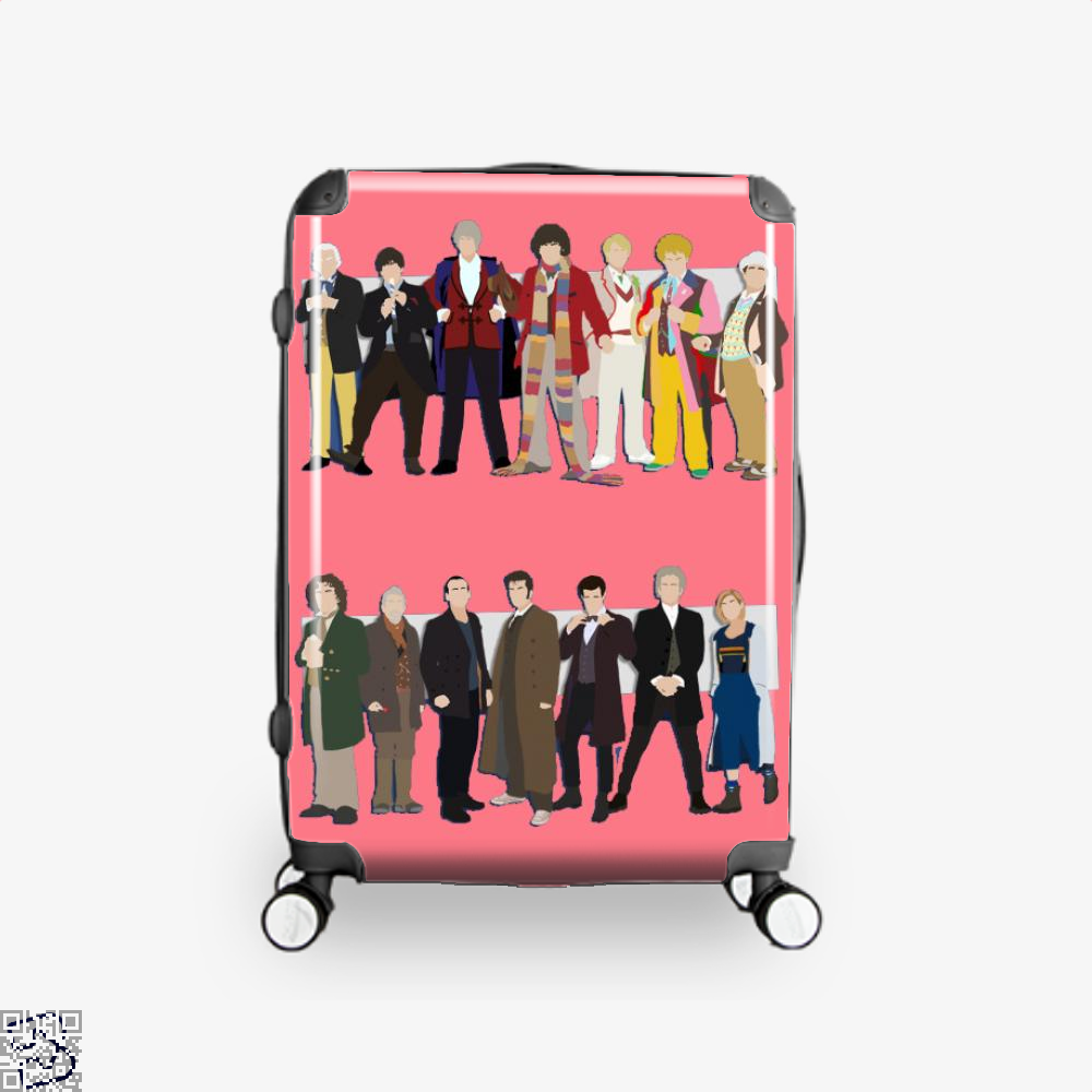 The Classic And Modern Doctors, Doctor Who Suitcase