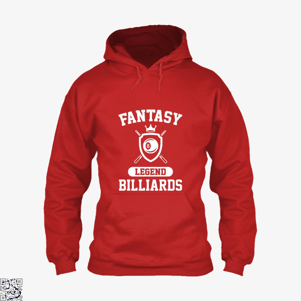 Fantasy Billiards Champion, Snooker Hoodie
