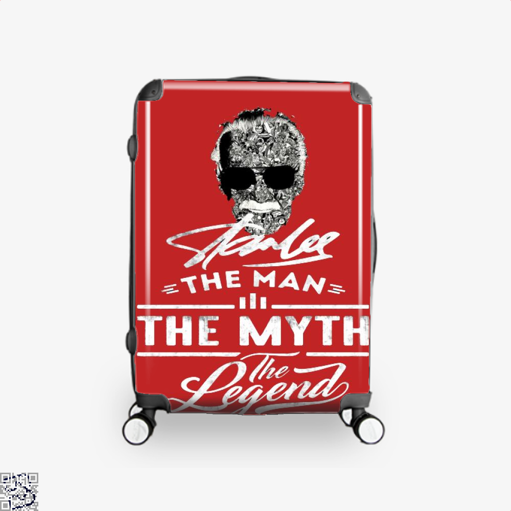 Stan Lee The Man The Myth The Legend, Stan Lee Suitcase