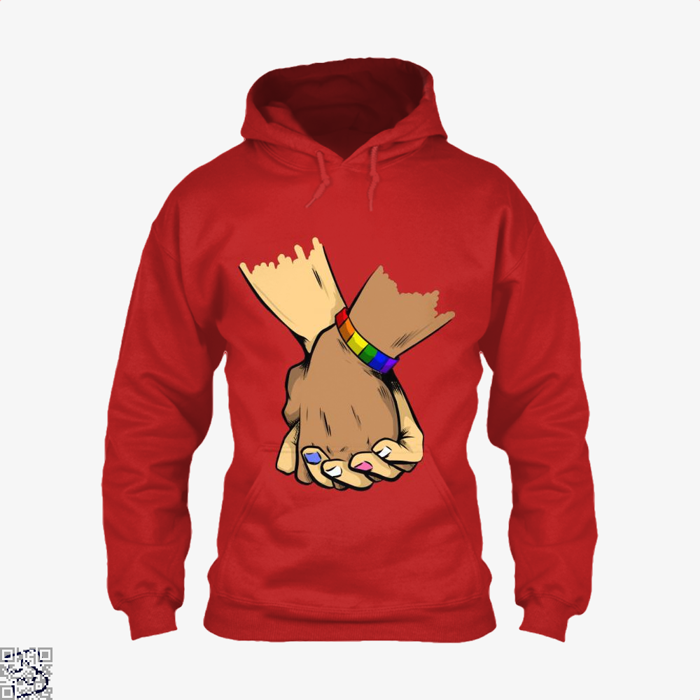 Stronger Together, Lgbt Hoodie