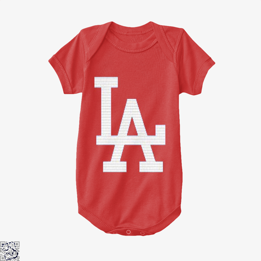 La, Los Angeles Baby Onesie
