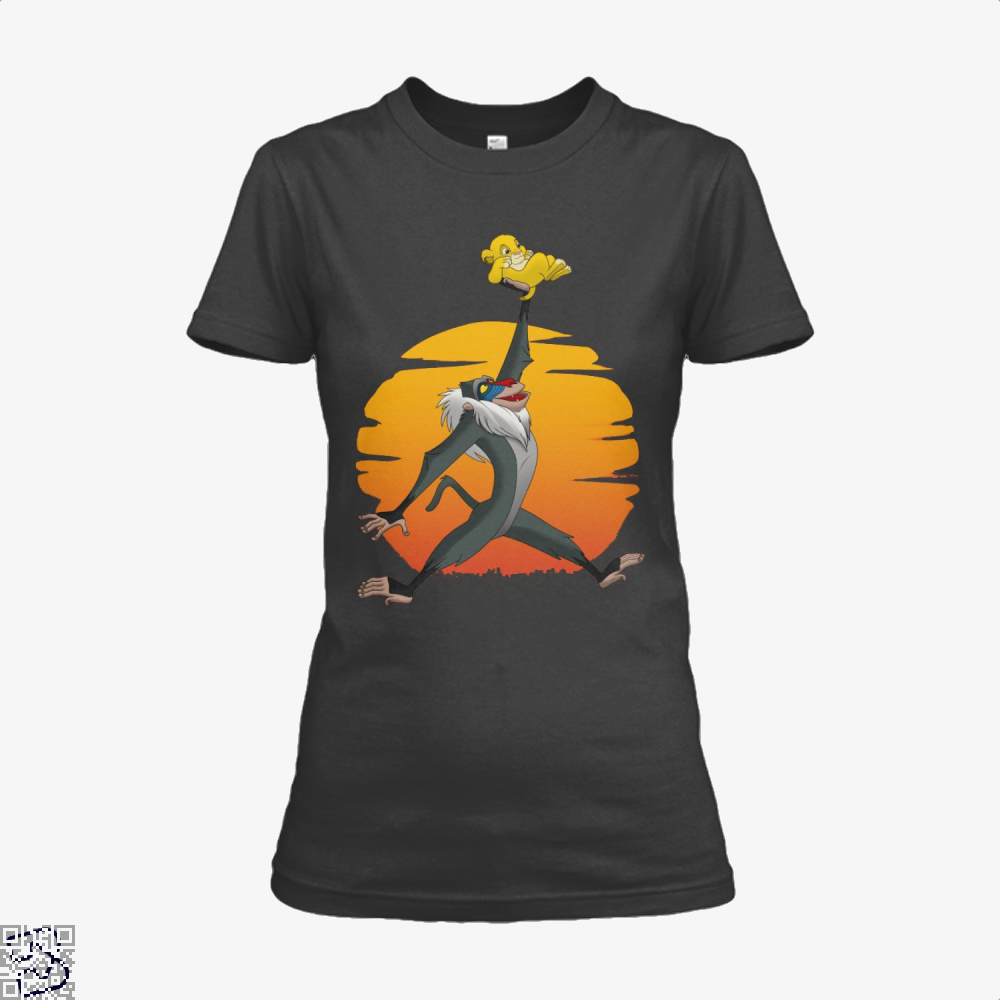 Air Lion, The Lion King Shirt
