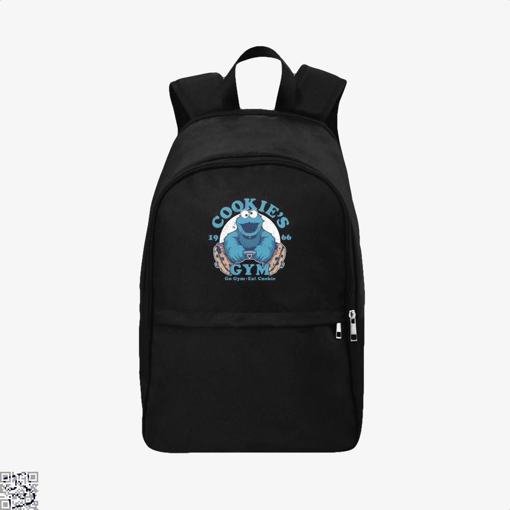 Cookies Gym, Sesame Street Backpack