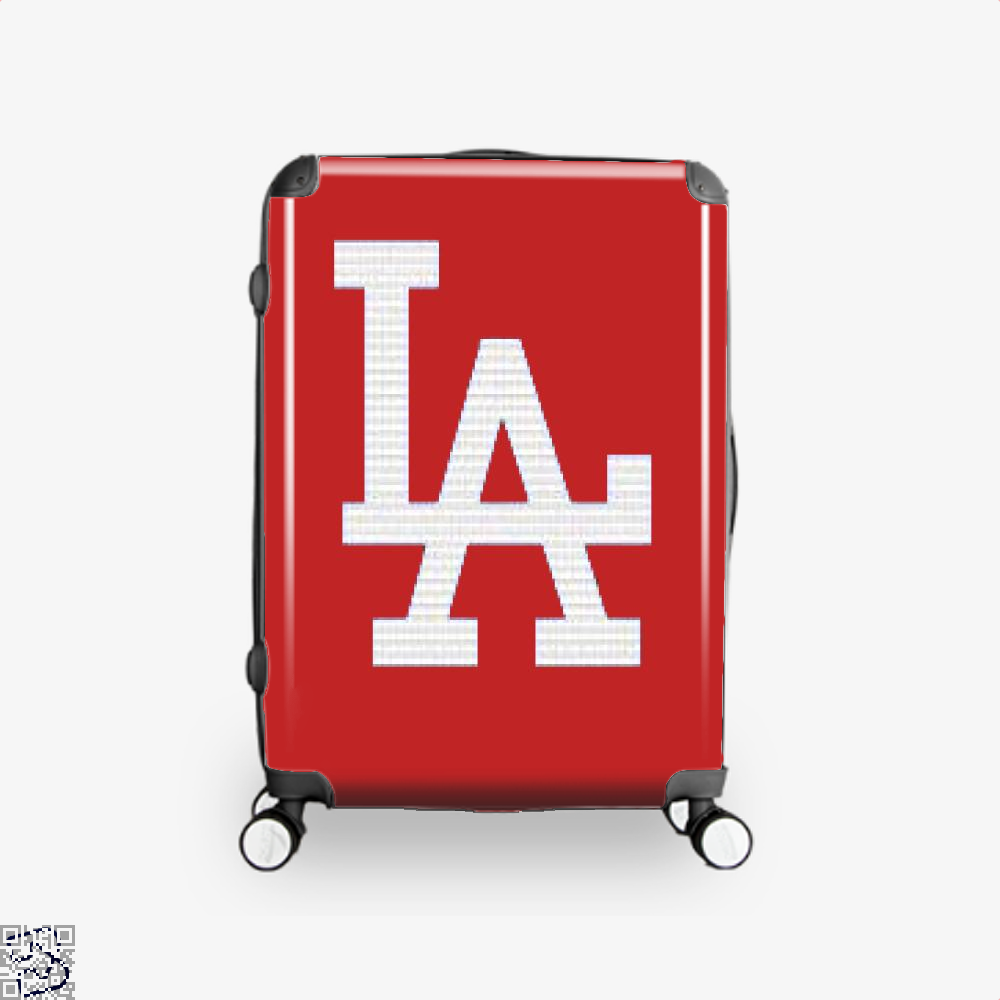 La, Los Angeles Suitcase