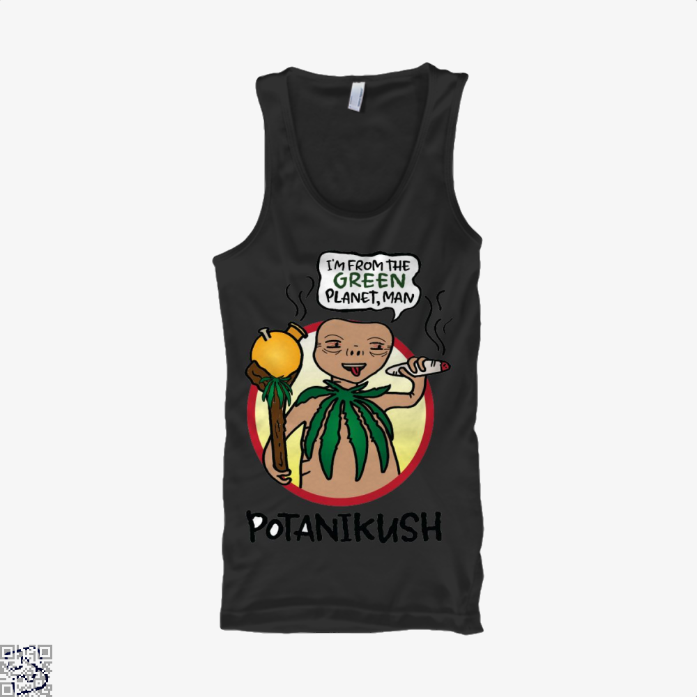 Potanikush, Weed Tank Top