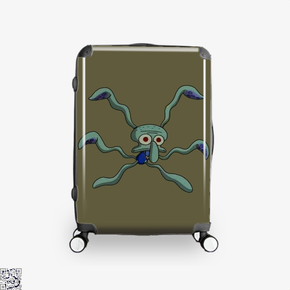Squidwards Dance, Spongebob Squarepants Suitcase