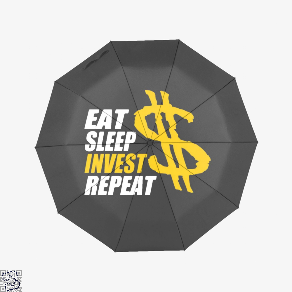 Eat Sleep Invest Repeat, Investment Banking Umbrella