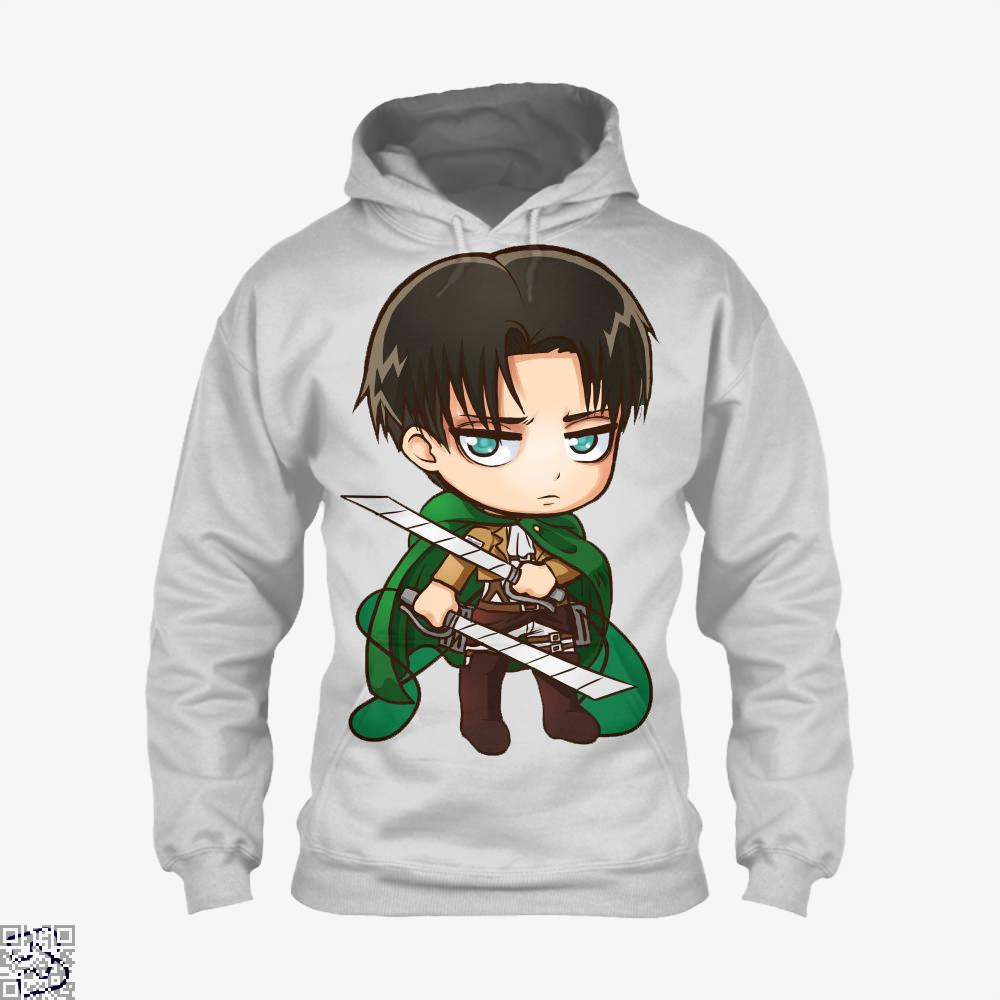 Levi Attack On Titan, Attack On Titan Hoodie