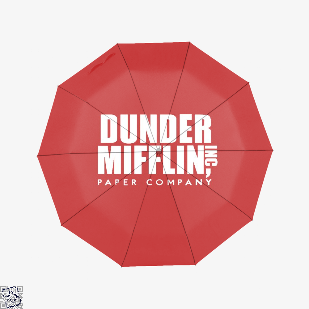 The Office Dunder Mifflin, The Matrix Umbrella