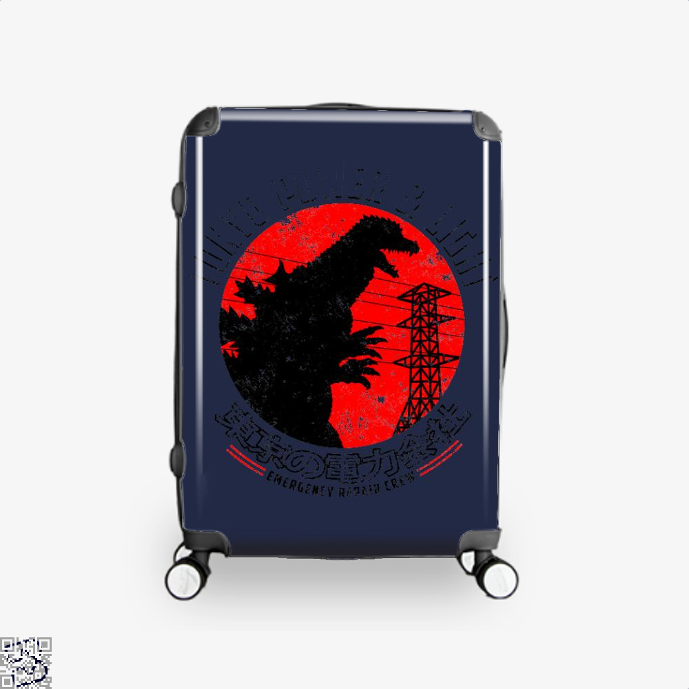 Tokyo Power And Light, Godzilla Suitcase